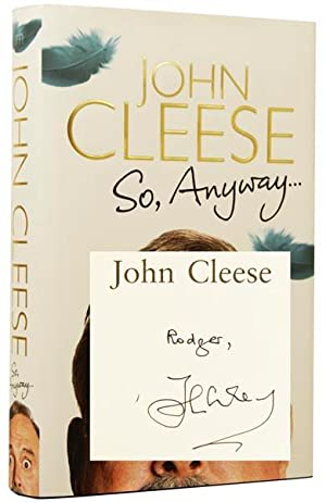 So, anyway.: CLEESE, John Marwood