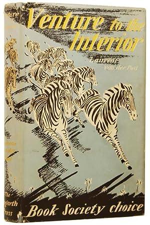 Van Der Post - 1950-1958 - First Edition - Dust Jacket