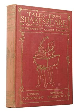 Tales From Shakespeare [writings/plays including Romeo and: LAMB, Charles (1775-1834)