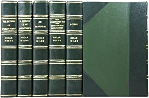 The Works of Oscar Wilde [set of: WILDE, Oscar (1854-1900)