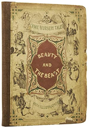 Beauty and the Beast. Mark's Comic Nursery: SMITH, Albert (1816-1860),