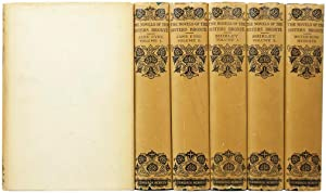 The Novels of the Sisters Bronte. [The: BRONTE, Anne (1820-1849),