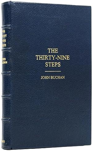 The Thirty-Nine [39] Steps: BUCHAN, John (1st