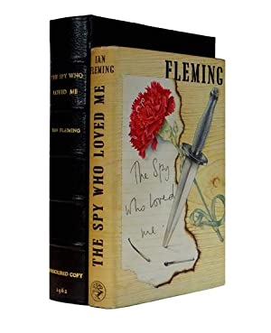 The Spy Who Loved Me. (A James: FLEMING, Ian Lancaster