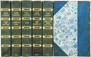 The Novels of Jane Austen. The works: AUSTEN, Jane (1775-1817).