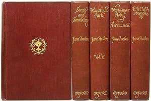 The Novels of Jane Austen. Including: Sense: AUSTEN, Jane (1775-1817),
