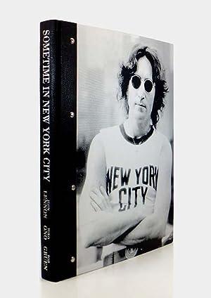 Sometime in New York City: JOHN LENNON] GRUEN,