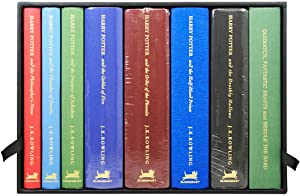 Harry Potter Series, Complete Deluxe Set. Being: ROWLING, J. K.