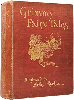 The Fairy Tales of the Brothers Grimm: GRIMM, Brothers, [RACKHAM,