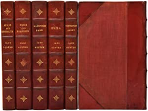 The Works. Sense and Sensibility, Pride and: AUSTEN, Jane (1775-1817),