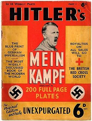 Mein Kampf [My Struggle]. Unexpurgated edition: HITLER, Adolf (1889-1945)