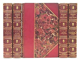 The Works of George Eliot. Include: Middlemarch,: ELIOT, George (CROSS,
