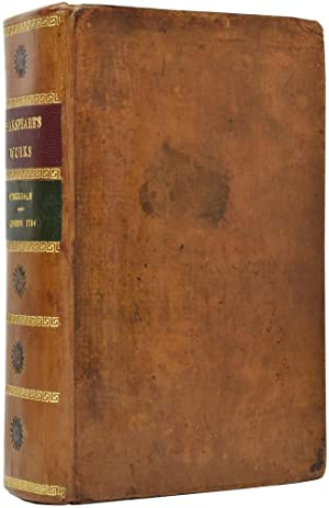 Stockdale's Edition of Shakespeare: Including, in one volume, the Whole of his Dramatic Works; wi...