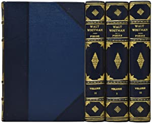 The Complete Works of Walt Whitman. The Collector's Camden Edition