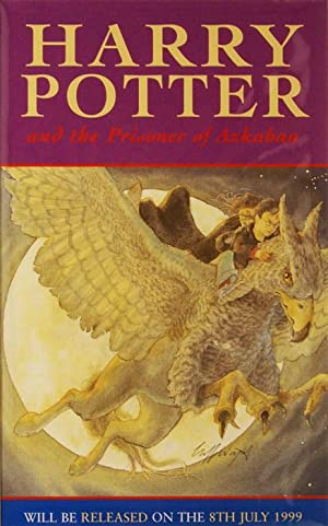 Harry Potter and The Prisoner of Azkaban.: ROWLING, J.K.] WRIGHT,