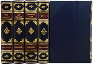[The Illustrated Novels of Jane Austen]. The works include: Sense and Sensibility, Pride and Prej...