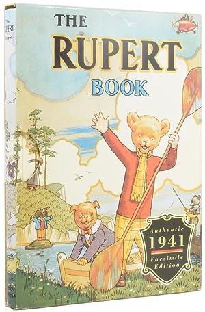 The Rupert Book [Daily Express Rupert Bear: BESTALL, Alfred (1892-1986),