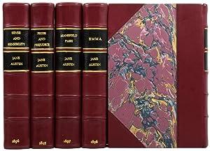 The Works. Comprises: Pride and Prejudice, Sense: AUSTEN, Jane (1775-1817),