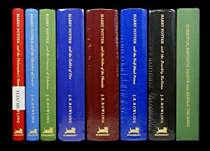 Harry Potter Series, Complete Deluxe Set. Being: ROWLING, J.K. (born