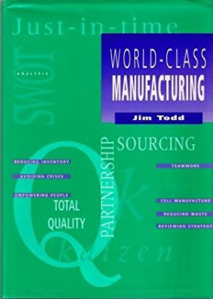 World-Class Manufacturing: Todd, Jim