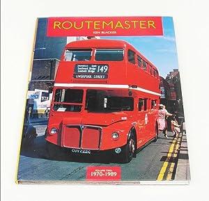 Routemaster: v. 2: 1970-1989: Blacker, Ken