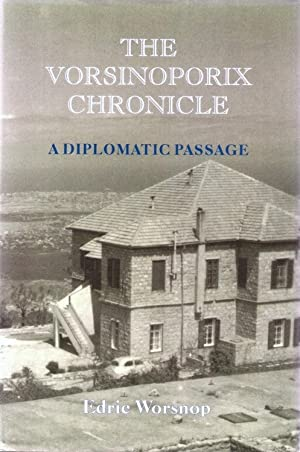 The Vorsinoporix Chronicle: A Diplomatic Passage: WORSNOP, Edric