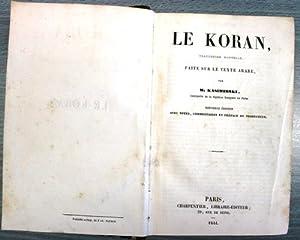 Le Koran: Kasimirski