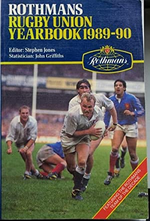 Rothmans Rugby Union Yearbook 1989-90
