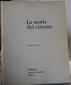 La storia del cinema in 3 vol
