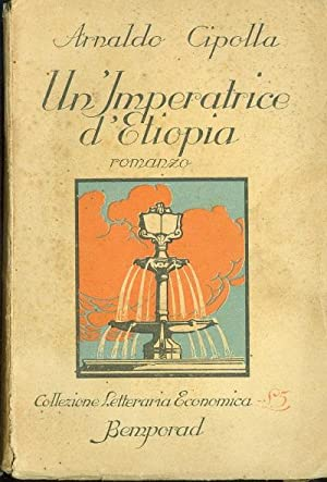 Un'imperatrice d'Etiopia: Arnaldo Cipolla