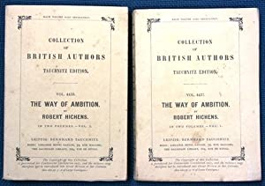 The way of ambition - in 2 volumes