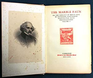 The marble faun - or the Romance of Monte Beni - in 2 volumes