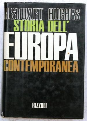 storia dell Europa contemporanea