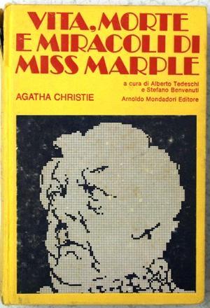 vita morte e miracoli di Miss Marple: agatha christie