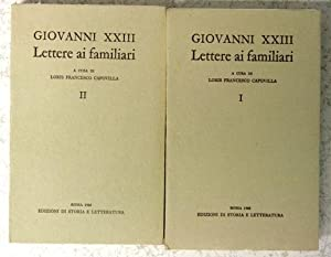 lettere ai familiari - in 2 vol