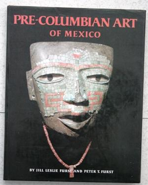Pre - columbian art of Mexico