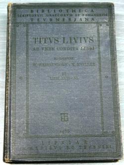 Ab Urbe Condita libri XXXI - XL: Titus Livius