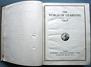 The world of learning 1948