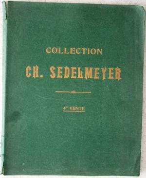 Catalogue des tableaux composant la collection Sedelmeyer