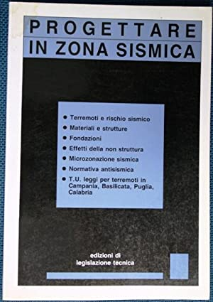 Progettare in zona sismica: V. Morani