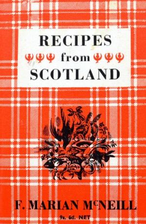 Recipes from Scotland