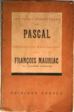 Les pages immortelles de Pascal