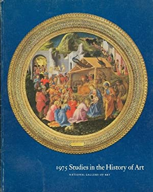 1975 Studies in the History of Art