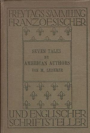 Seven tales by american authors