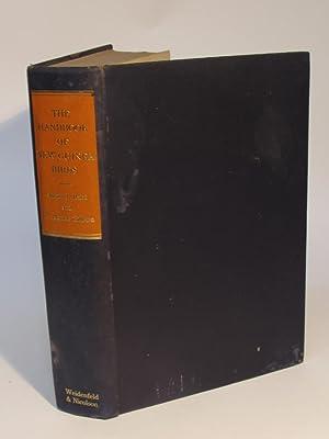 HANDBOOK OF NEW GUINEA BIRDS: Rand, Austin, and Gilliard, E. Thomas.