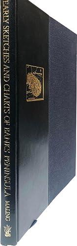 EARLY SKETCHES AND CHARTS OF BANKS PENINSULA: Maling, Peter Bromley