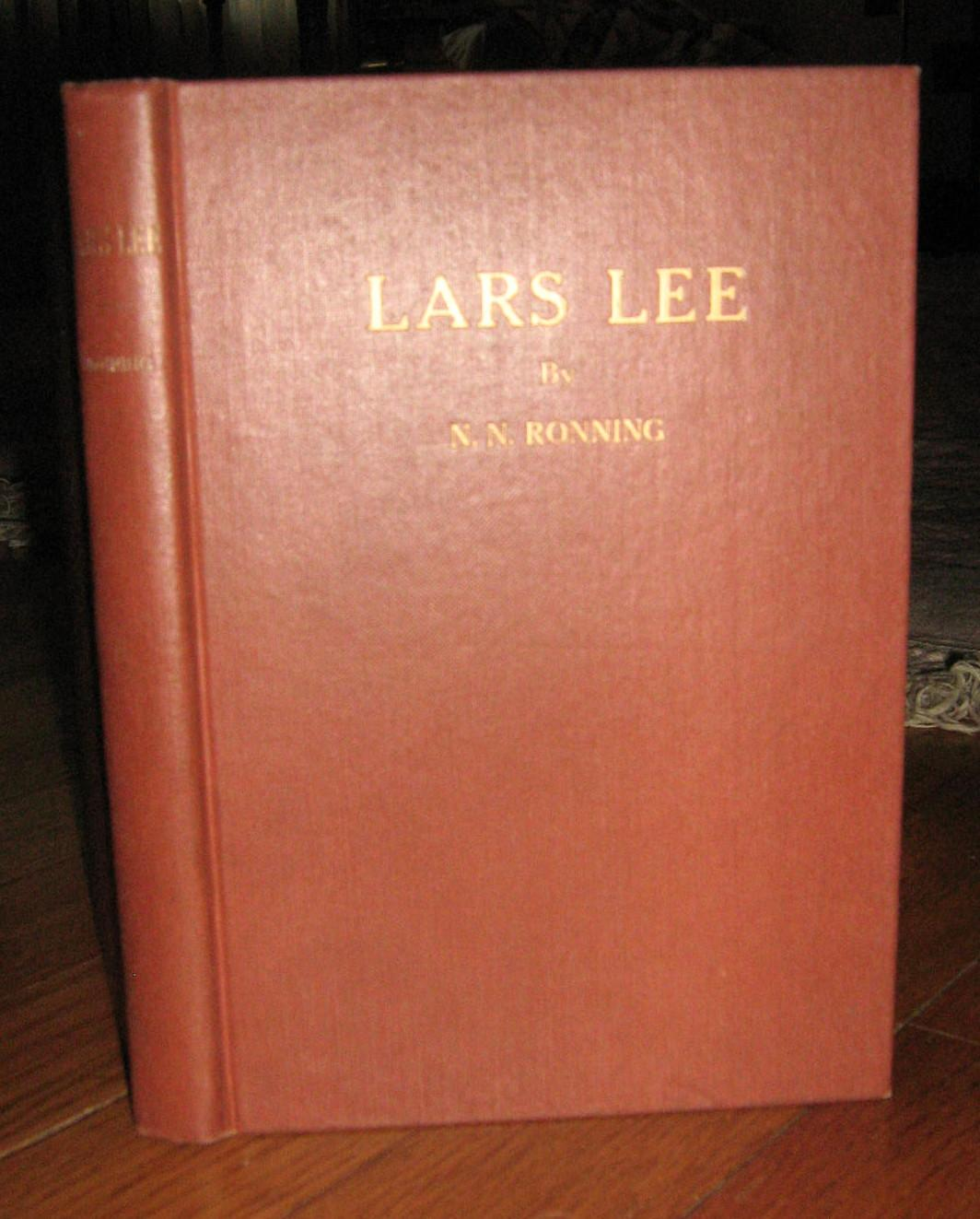 Lars Lee The Boy from Norway: Ronning, N. N. (Nils Nelson)