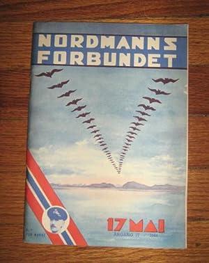 Nordmanns Forbundet 17 Mai 1944: Carl Garmann (editor)
