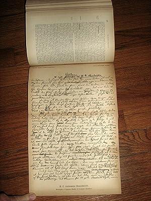Illustreret Dansk Litteraturhistorie : 1000 - 1750; 1750 - 1870 (Two (2) Volumes): Hansen, P. (Hans...
