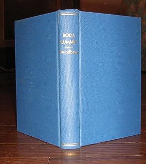 Roda Rummet: Skildringer ur Artist- och Forfattarlifvet: Strindberg, August